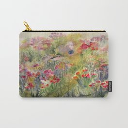 Cape Flower Lamb Carry-All Pouch
