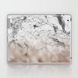 Valhalla marble Laptop & iPad Skin