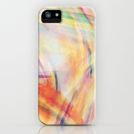 Inside the Rainbow 3 iPhone Case