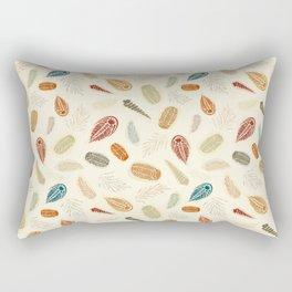 Trilobite Dig Rectangular Pillow