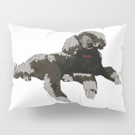 Too Cool Poodle Pillow Sham