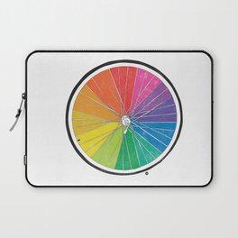 Color Wheel (Society6 Edition) Laptop Sleeve