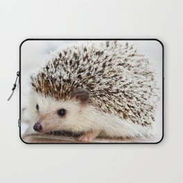 Geometric Hedgehog Laptop Sleeve