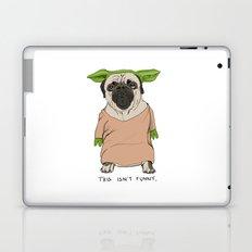 Peter the Sad Pug Laptop & iPad Skin