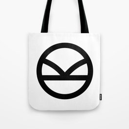 KINGSMAN - Black Logo Tote Bag