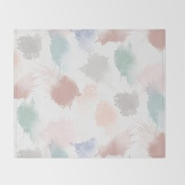 Lacquerista Bankshots Throw Blanket