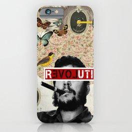 Public Figures Collection - Che Guevara iPhone Case