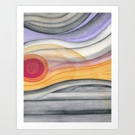 A 0 38 Art Print