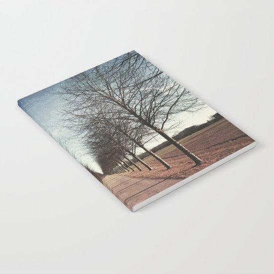 Danish road Notebook