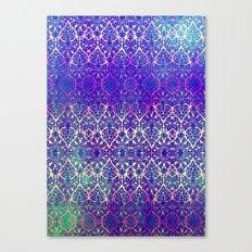 BABEELON BLUE Canvas Print