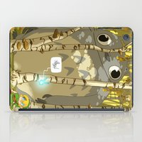 hyrule iPad Cases featuring my neighbour in Hyrule by Andre!