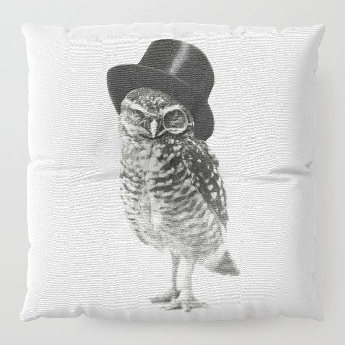 Wise owl Floor Pillow