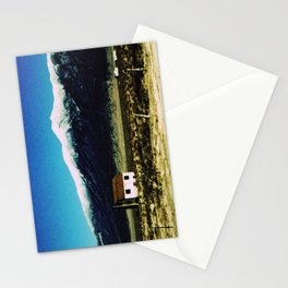 i live here Stationery Cards