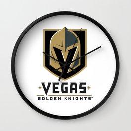 Vegas Wall Clock