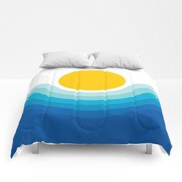 Ocean Canyon Comforters