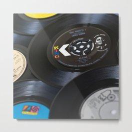 Sounds of the 70s III Metal Print