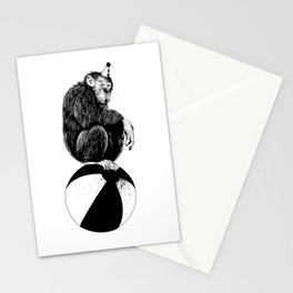 Chimp Stationery Cards