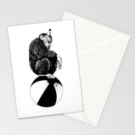 Chimp Stationery Cards
