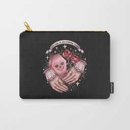 self-love is my undying magic Carry-All Pouch