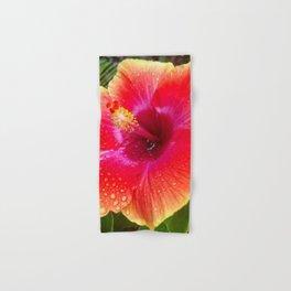 tropical morning Hand & Bath Towel
