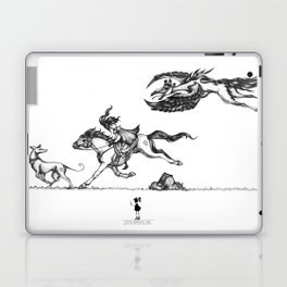 The Chase Laptop & iPad Skin