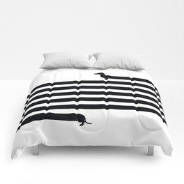 (Very) Long Dog Comforters