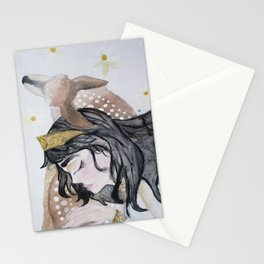 The Fawn Princess Stationery Cards
