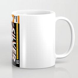 Silver Surfbus Coffee Mug