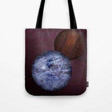 Dark Amsterdam Balls Tote Bag