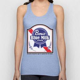Beru's Blue Milk Lager Unisex Tank Top