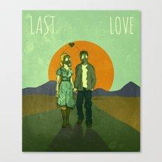 Last Love Canvas Print