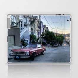 Castro - San Francisco - CALIFORNIA Laptop & iPad Skin