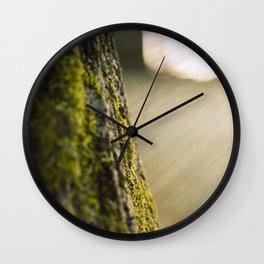 Magic everywhere Wall Clock