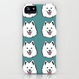 American Eskimo iPhone Case