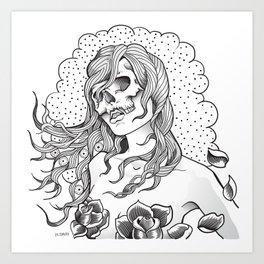 I Want Your Skull Art Print
