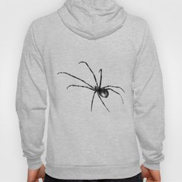 Spider Pipes in Black, Red, and White Hoody