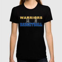 Basketball In The Bay T-shirt