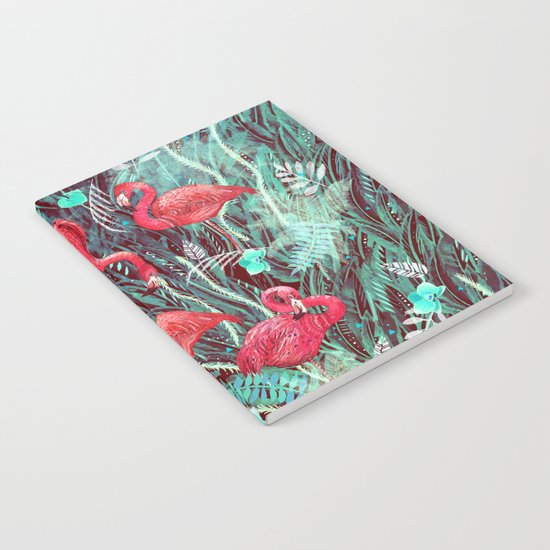 FLAMINGOS  Notebook
