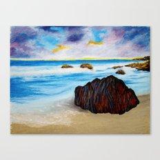 Serenity Rock Canvas Print