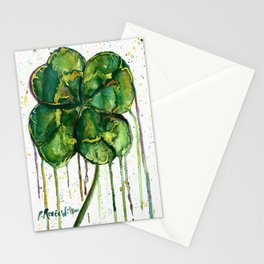 Run O' Luck Stationery Cards