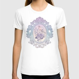 Bird and Stone Vintage framed T-shirt
