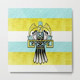 Hopi Pride Metal Print