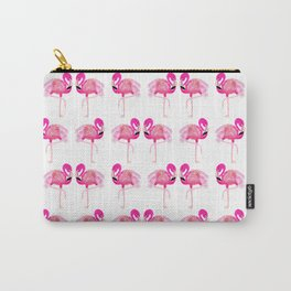 Go-Go Flamingo Carry-All Pouch