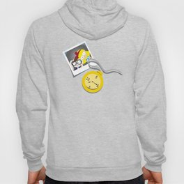 Alice and the clock Hoody