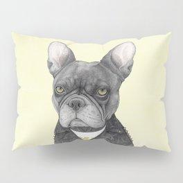 Hard Rock French Bulldog Pillow Sham