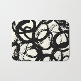 Tribal Dance Bath Mat