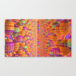 Cosmic Egg Canvas Print