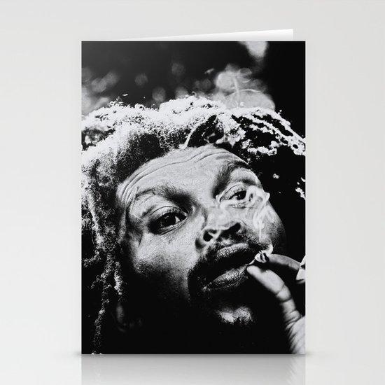 Rastafarian Stationery Cards