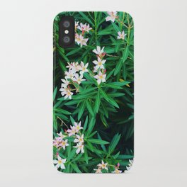 Flowers of Time iPhone Case