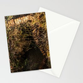Abandoned Abstract Stationery Cards
